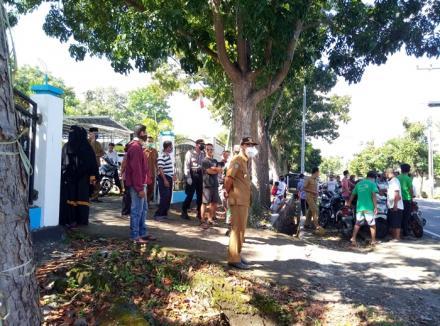 Pasien Sembuh Covid-19 disambut Syukur Warga Orong Kopang